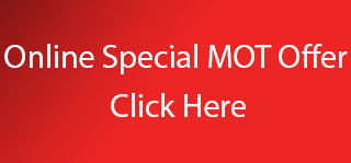 MOT Only £45 Free Retest