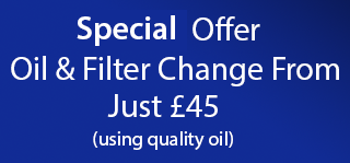 Special Online Servicing Offer!